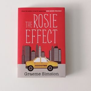 The Rosie Effect New, never read